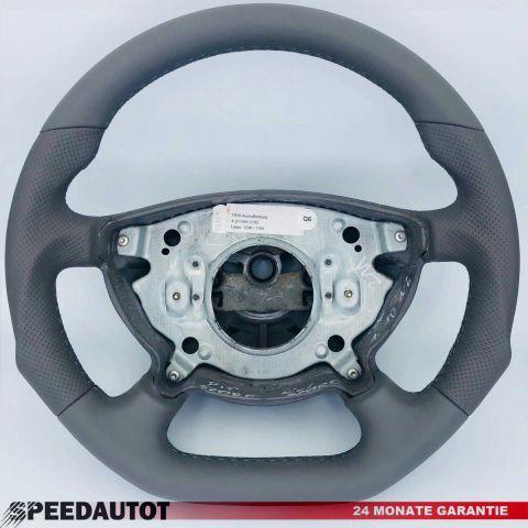Tuning Schwarz Lenkrad Mercedes 55318 R230 W209 W211 W463 E G Klasse CLK SL